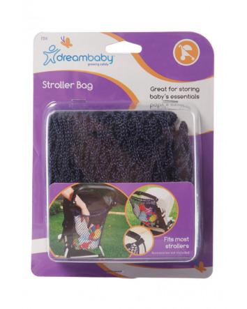 STROLLER NET BAG NAVY