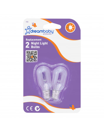 REPLACEMENT BULBS 2 PACK