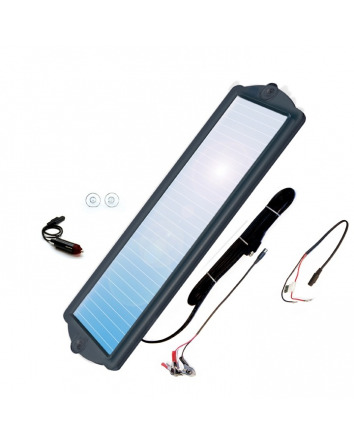 COLEMAN 2.5W SOLAR BATTERY MAINTAINER