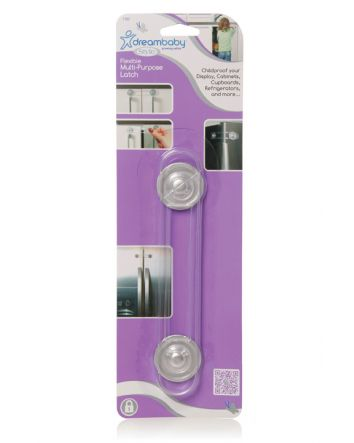 STYLE™ RANGE MULTI-PURPOSE CLEAR LATCH
