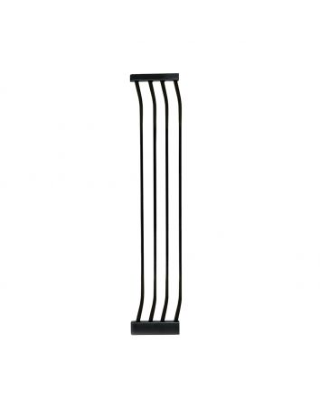 ZOE 27 CM EXTRA-TALL GATE EXTENSION - BLACK