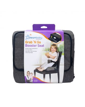 GRAB 'N GO BOOSTER SEAT