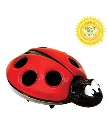 LADY BUG BATTERY OPERATED NIGHT LIGHT