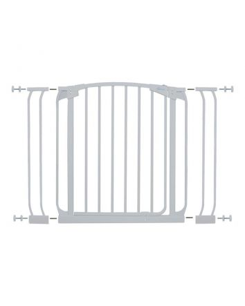 CHELSEA GATE & EXTENSION SET (1 GATE 2 EXTENSIONS) - FITS OPENINGS 89-100cm